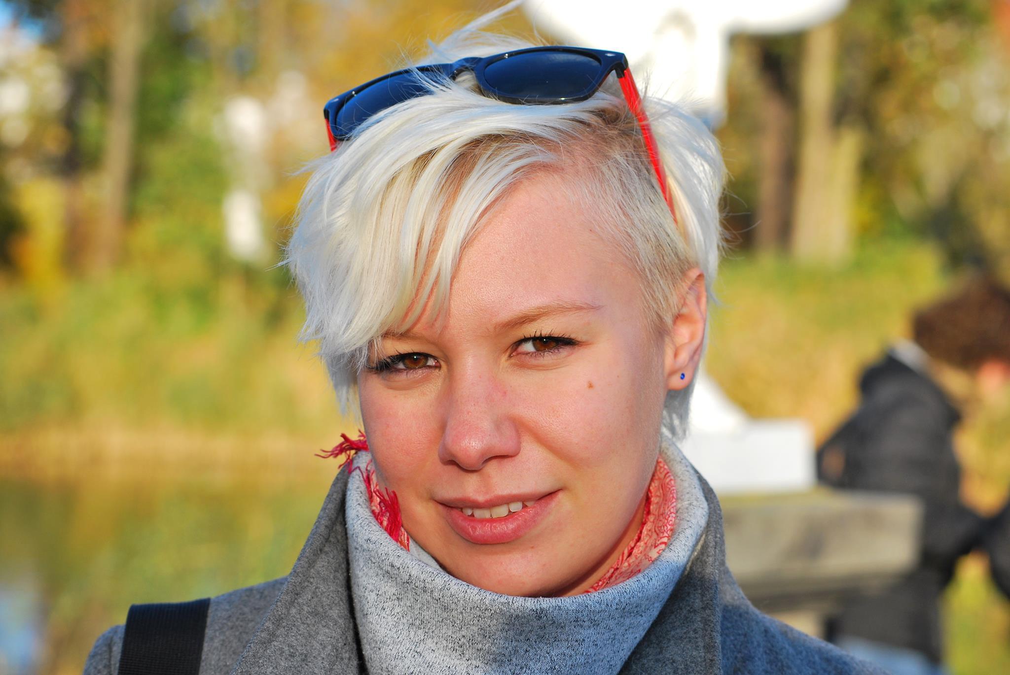 Autorin Unsere Zeit Marlene Heihsel