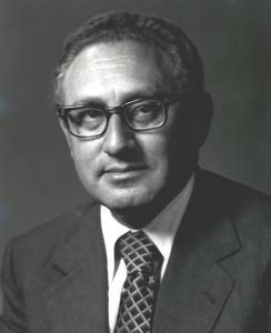 Was wäre er wohl in Deutschland geworden? Der jüdische Deutschamerikaner Henry A. Kissinger, damals noch als U.S. Secretary of State (CC BY-SA 3.0 U.S. Department of State auf Flickr.com)